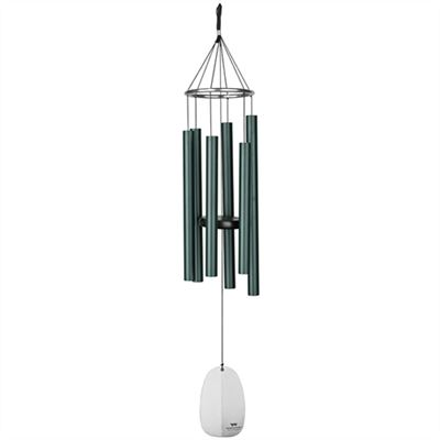 Bells of Paradise Rainforest Green Woodstock Chime