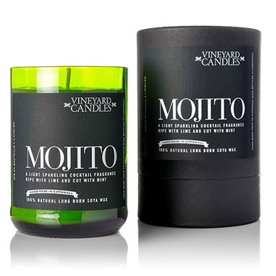 Mojito Candle in Gift Drum