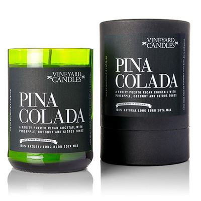 Pina Colada Candle in Gift Drum