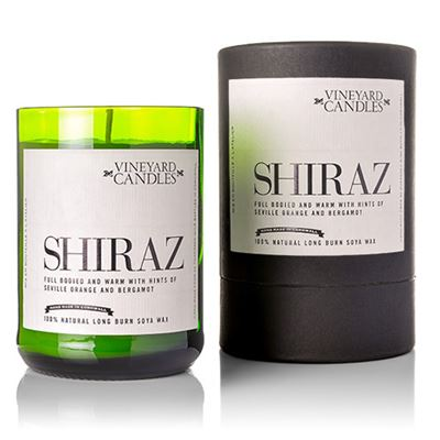 Shiraz Candle in Gift Drum