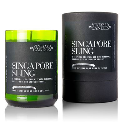 Singapore Sling Candle in Gift Drum