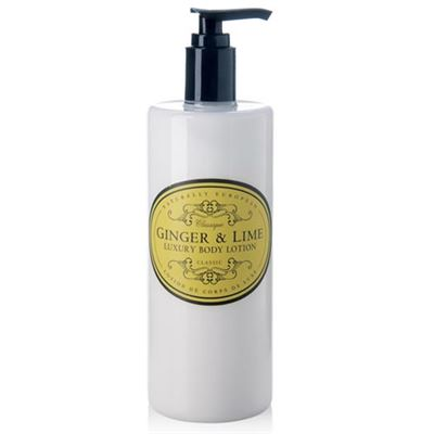 Ginger & Lime Naturally European Hand & Body Lotion 500ml