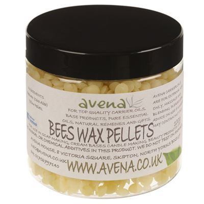 Beeswax (Cera alba) (Yellow Pellets) 100g