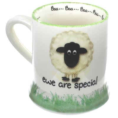 Ewe Are Special Large Sheep Mug