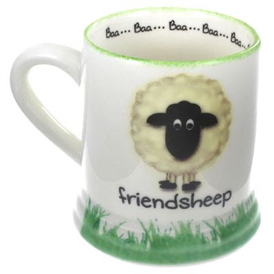 Friendsheep Large Sheep Mug